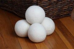 Bola del secador de las ovejas foto de archivo