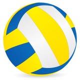 Bola del voleibol Imagenes de archivo