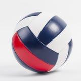 Bola del voleibol Fotografía de archivo libre de regalías