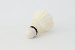 Bola do badminton Fotografia de Stock Royalty Free