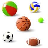 Bola do esporte Imagem de Stock Royalty Free