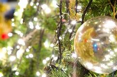 Bola do Natal Imagem de Stock Royalty Free