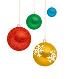 Bola do Natal Fotos de Stock