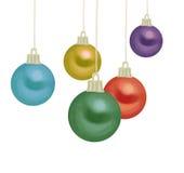 Bola do Natal Foto de Stock Royalty Free