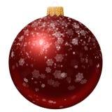 Bola do Natal Foto de Stock