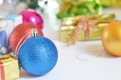 Bola do Natal Imagens de Stock Royalty Free