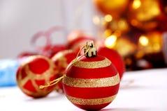 Bola do Natal Fotos de Stock Royalty Free