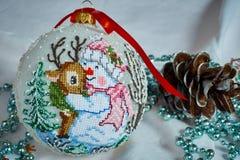 Bola do Natal Imagem de Stock