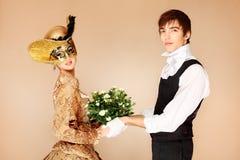 Bola Fancy-dress Fotografía de archivo