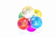 Bola festiva del ornamento Foto de archivo libre de regalías