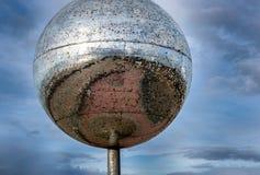 Bola gigante do brilho Imagens de Stock Royalty Free