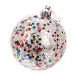 Bola hermosa de la Navidad Imagenes de archivo