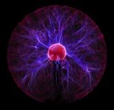 Bola ligera del plasma Fotos de archivo