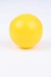 Bola plástica Imagen de archivo libre de regalías