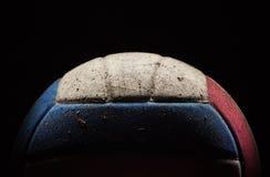 Bola sucia del voleibol Imagen de archivo