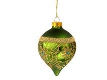 Bola verde Foto de archivo libre de regalías