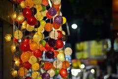 Bola y luz Fotos de archivo libres de regalías