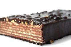 Bolacha do chocolate Imagens de Stock Royalty Free