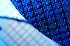 Bolachas de silicone imagem de stock royalty free