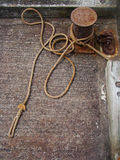 Bolardo de la amarradura Imagen de archivo
