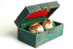Bolas 6 de la relajación Foto de archivo libre de regalías