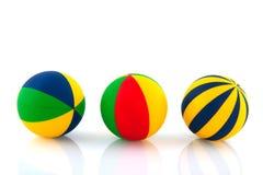Bolas coloridas imagenes de archivo