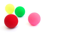 Bolas coloridas foto de archivo