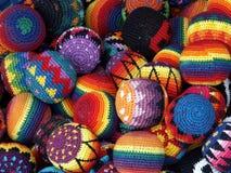 Bolas coloridas Fotos de archivo libres de regalías