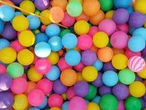 Bolas coloridas Foto de archivo libre de regalías