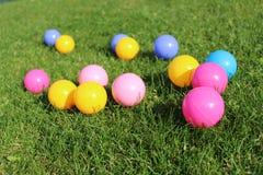 Bolas coloridas Fotografía de archivo
