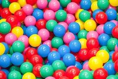 Bolas coloridas fotografía de archivo libre de regalías