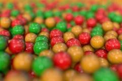 Bolas coloridas Fotos de archivo