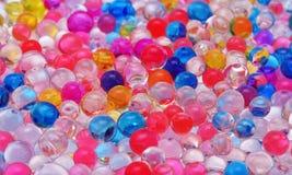 Bolas coloridas da geleia Imagem de Stock