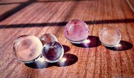 Bolas coloridas de la jalea Imágenes de archivo libres de regalías