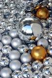 Bolas cristalinas Foto de archivo libre de regalías