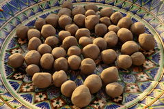 Bolas da argila Imagem de Stock