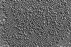 Bolas de acero Fotografía de archivo libre de regalías