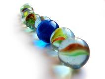 Bolas de cristal Foto de archivo libre de regalías
