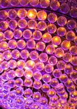 Bolas de cristal Fotografia de Stock