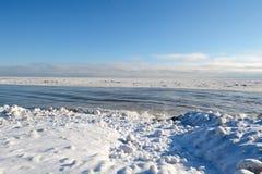 Bolas de gelo Foto de Stock Royalty Free