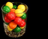 Bolas de goma Foto de archivo libre de regalías