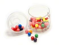 Bolas de goma Imágenes de archivo libres de regalías