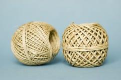 Bolas de la cuerda imagen de archivo