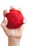 Bolas de la cuerda de rosca Imagen de archivo