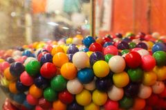 Bolas de la goma foto de archivo libre de regalías