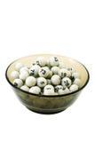 Bolas de la lotería Imagen de archivo libre de regalías