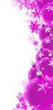 Bolas de la Navidad stock de ilustración
