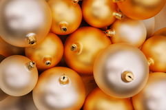 Bolas de la Navidad II Fotografía de archivo