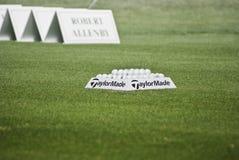 Bolas de la práctica - Roberto Allenby - ganador 2009 Imagenes de archivo