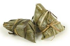 Bolas de masa hervida chinas del arroz Imagen de archivo